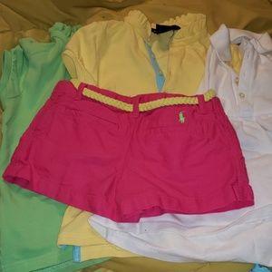 Girls Ralph Lauren sz 5 Bundle